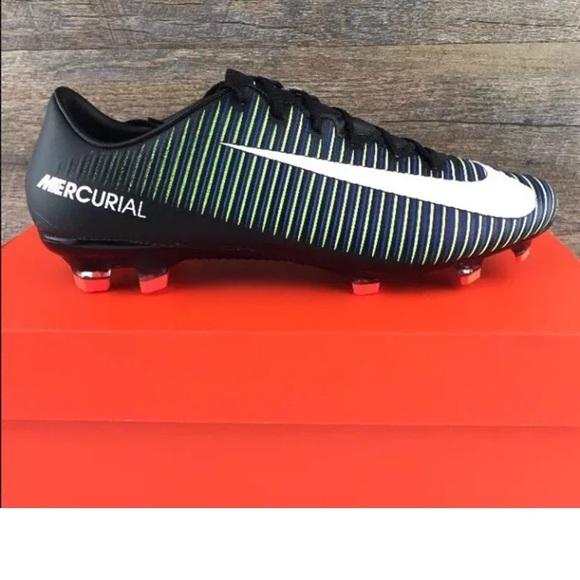 2a89e6973ad Nike Mercurial Veloce III FG Soccer Cleats Green